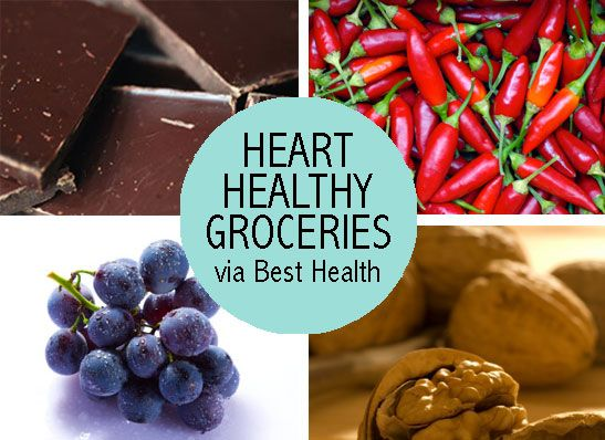 Sometimes the most challenging part of eating healthy is knowing what to buy, which is why I am sharing this list heart-smart [...]