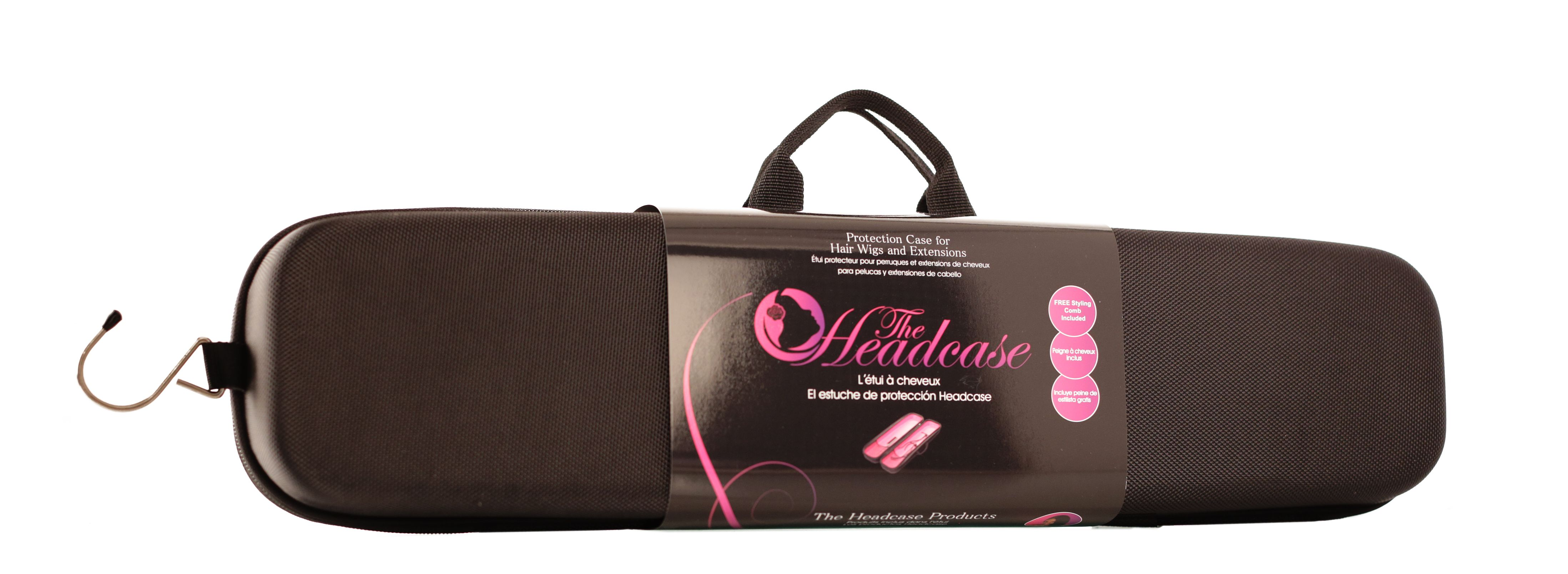 The Headcase Bullet Hair Extension Storage Case Is Perfect For