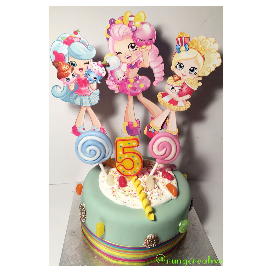 Shoppies birthday cake so cute shopkinsworld shopkins shoppies