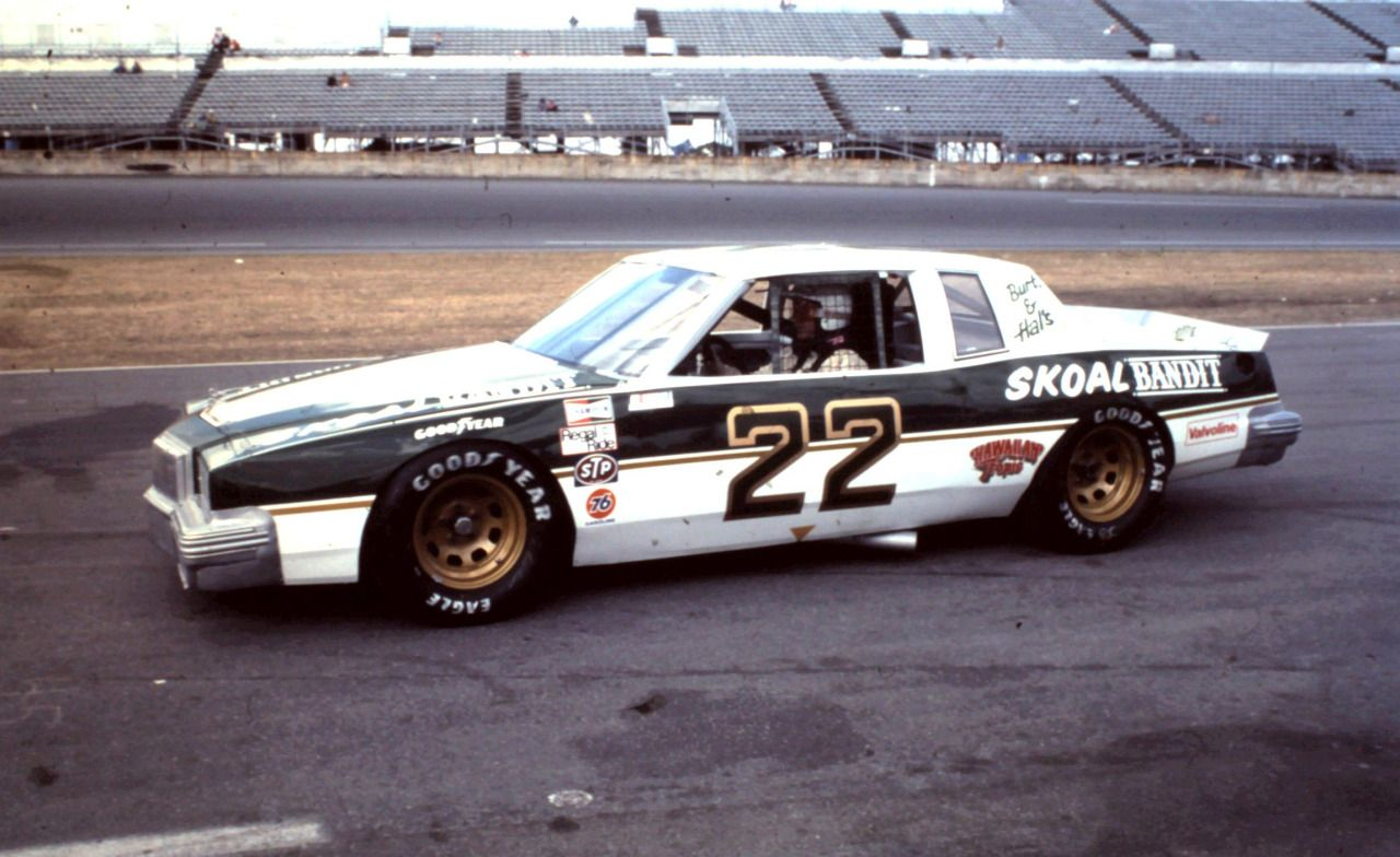 Stan Barrett 1981   NASCAR Old School   Nascar, Vintage ...