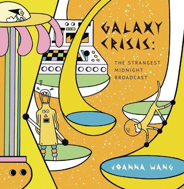 Joanna Wang 王若琳 - 銀河的危機 / 最奇異的午夜轉播 (2013)