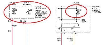 1998 jeep cherokee theft alarm electrical problem 1998