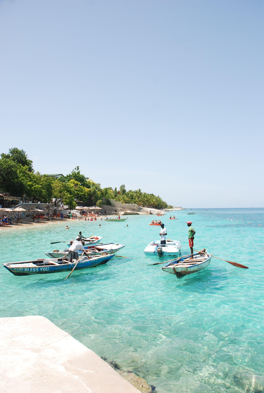 Photo By Michele Wu Wahoo Bay Beach Resort Haiti Truly Shows The Beauty Of
