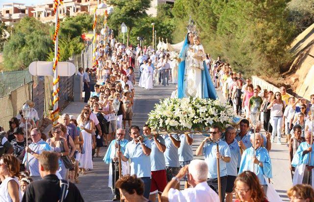 Ai mê rico Algarve!: A Procissão