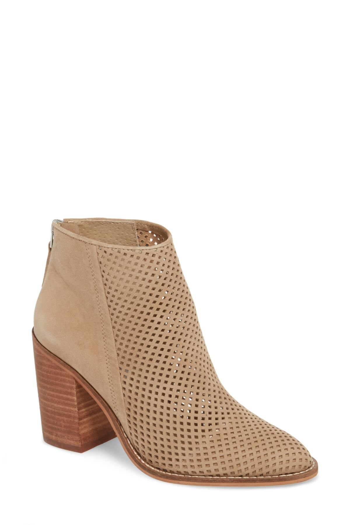 8d8883081b0 Steve Madden - Rumble Perforated Bootie (Women) is now 62% off. Free