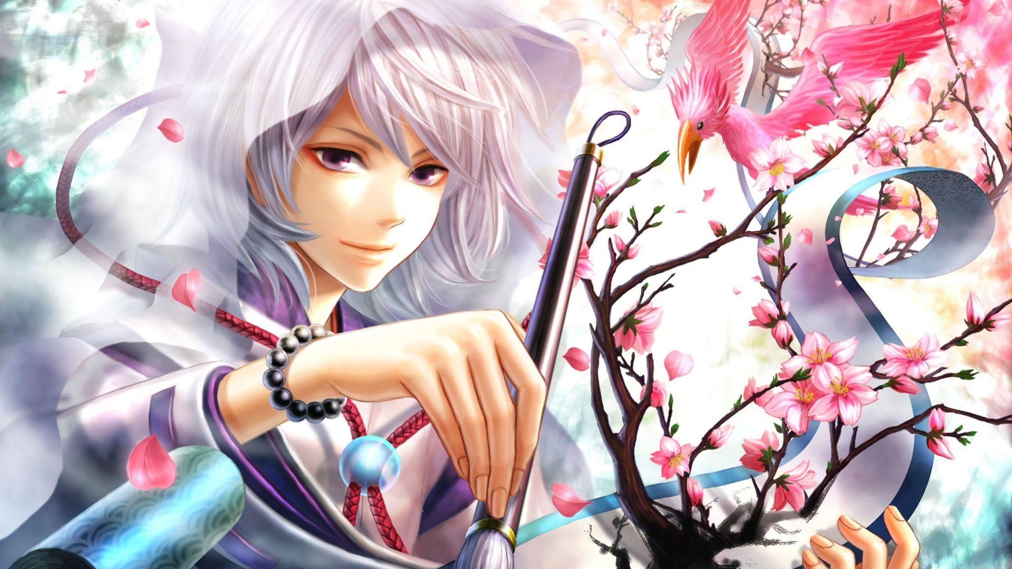 Anime Girl Fondos De Pantalla en 3d Pinturas anime