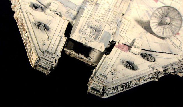 Ship and vehicle models from Star Wars Original Trilogy - Imgur