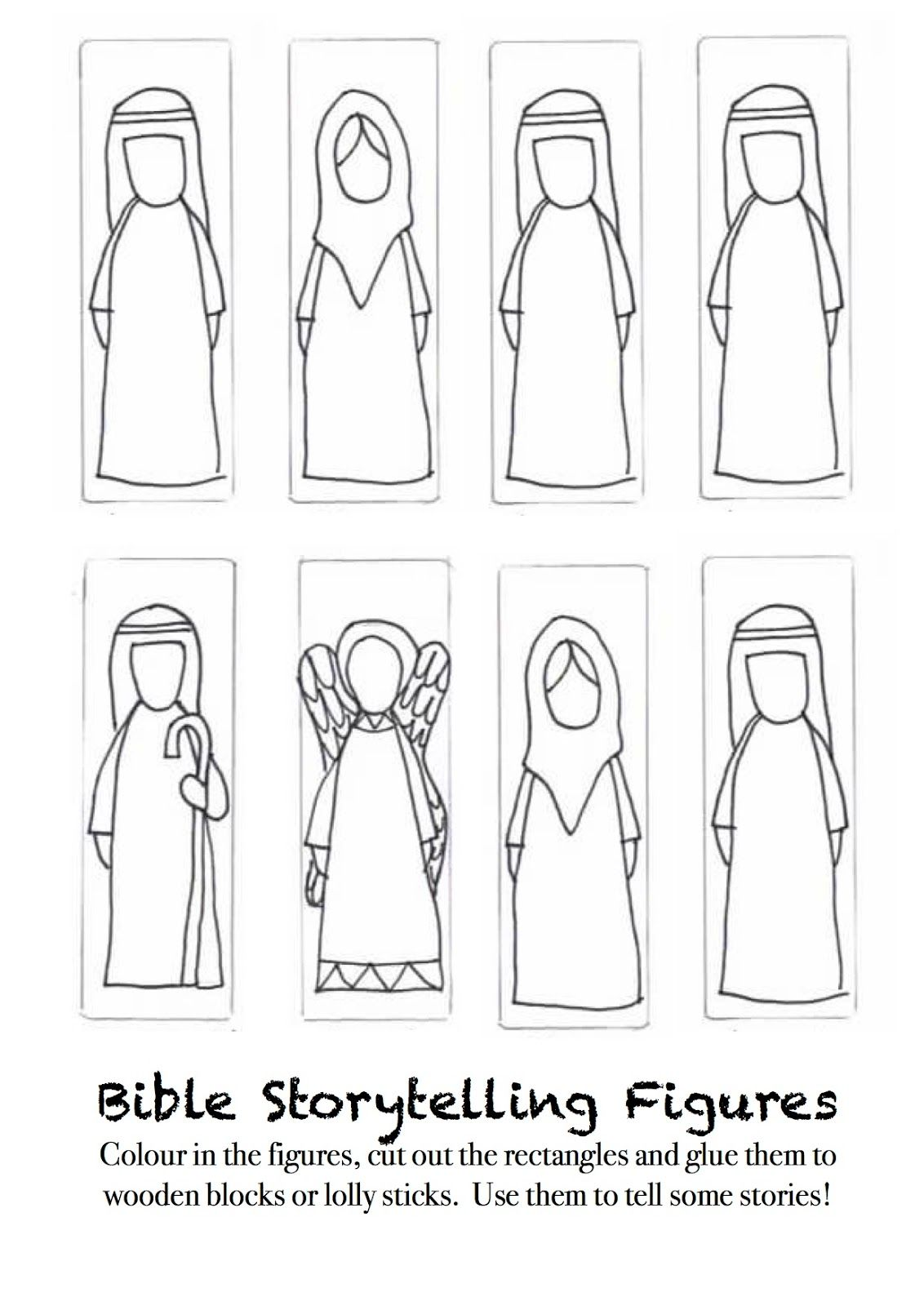 picture relating to Printable Bible Characters identified as Pin upon Pre k faith