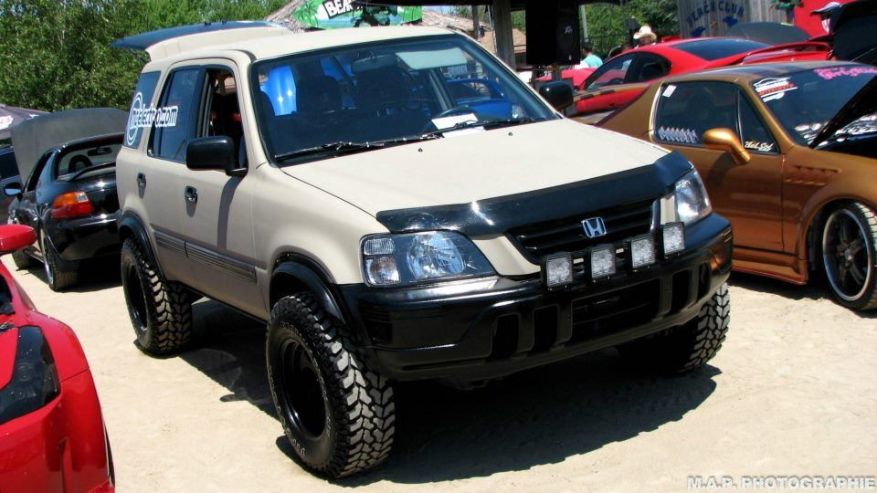 rd1 lifted. m/t tires | honda crv rd1 | Pinterest | Tired, Honda and Lift kits