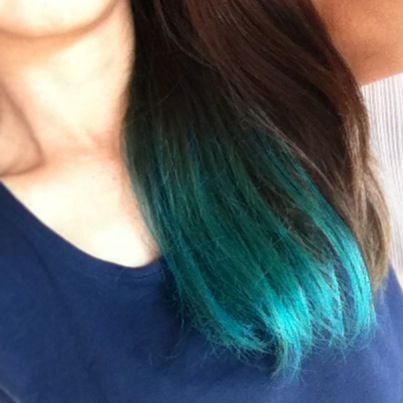 MANIC PANIC Voodoo Blue | Cool Hair | Pinterest | Manic panic ...