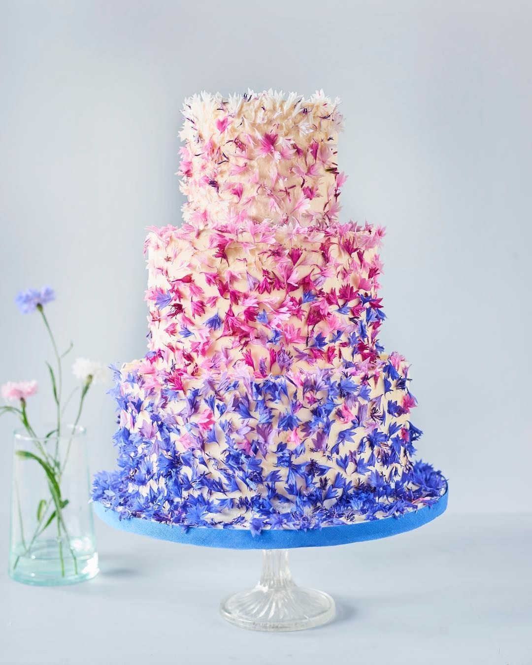 Decades ago most wedding cakes were made from dried fruit