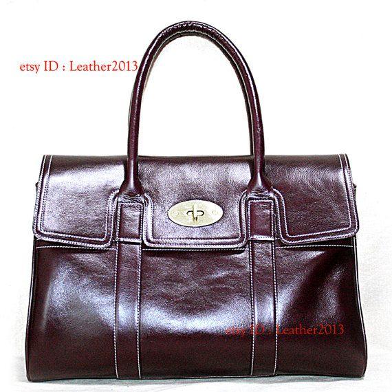 Genuine leather handbag, leather bag, leather purse bag, leather tote bag, leather evening bag, leather woman bag DJ001N