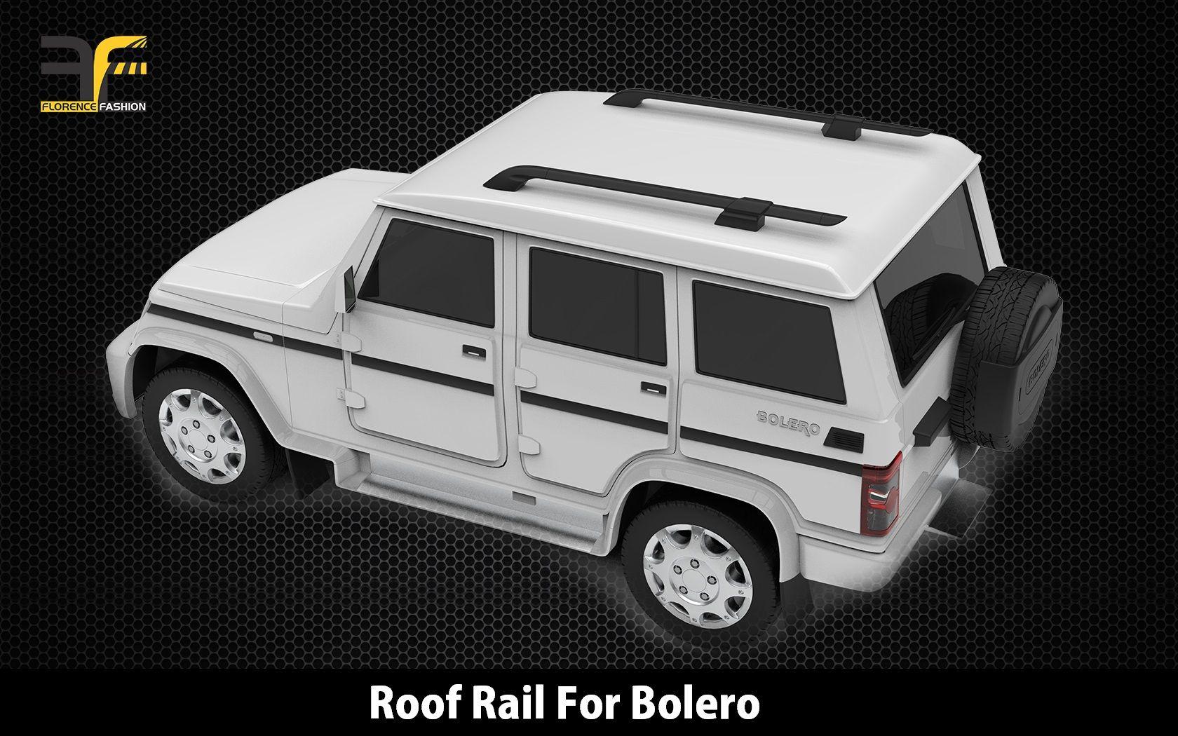 Roof Rail For Mahindra Bolero Car Accessories Roof Rails Car