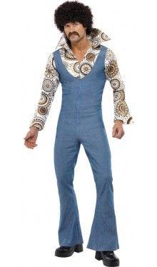70er Jahre Dancing Kostum Buzz Disco Kostum Hippie Kostum Und