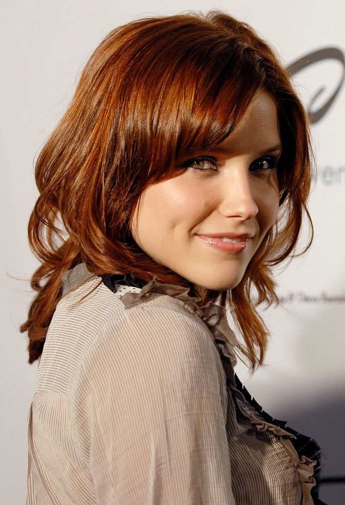 1000 images about cheveux on pinterest auburn hair red hairstyles and sophia bush - Coloration Roux Brun