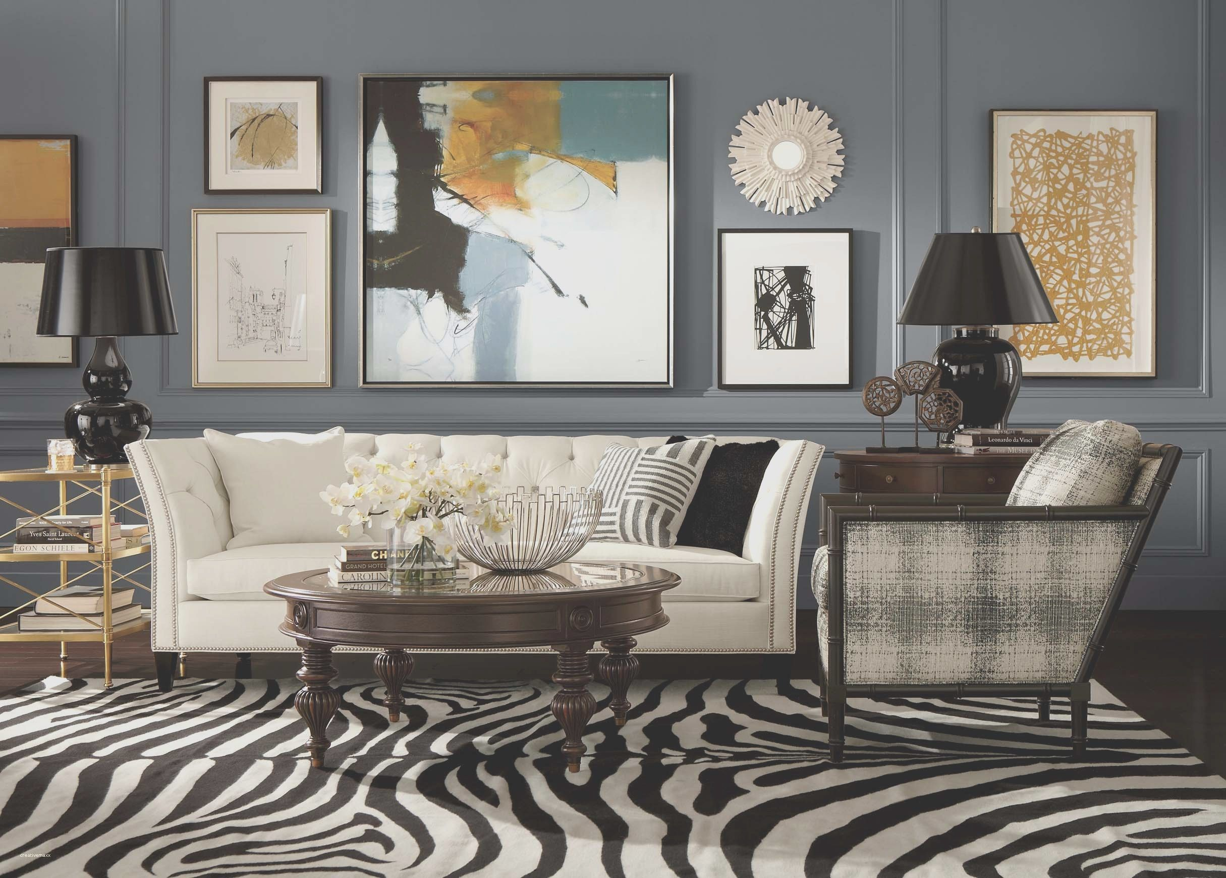 Luxury Zebra Print Decor Ideas In 23 Photos With Images Living
