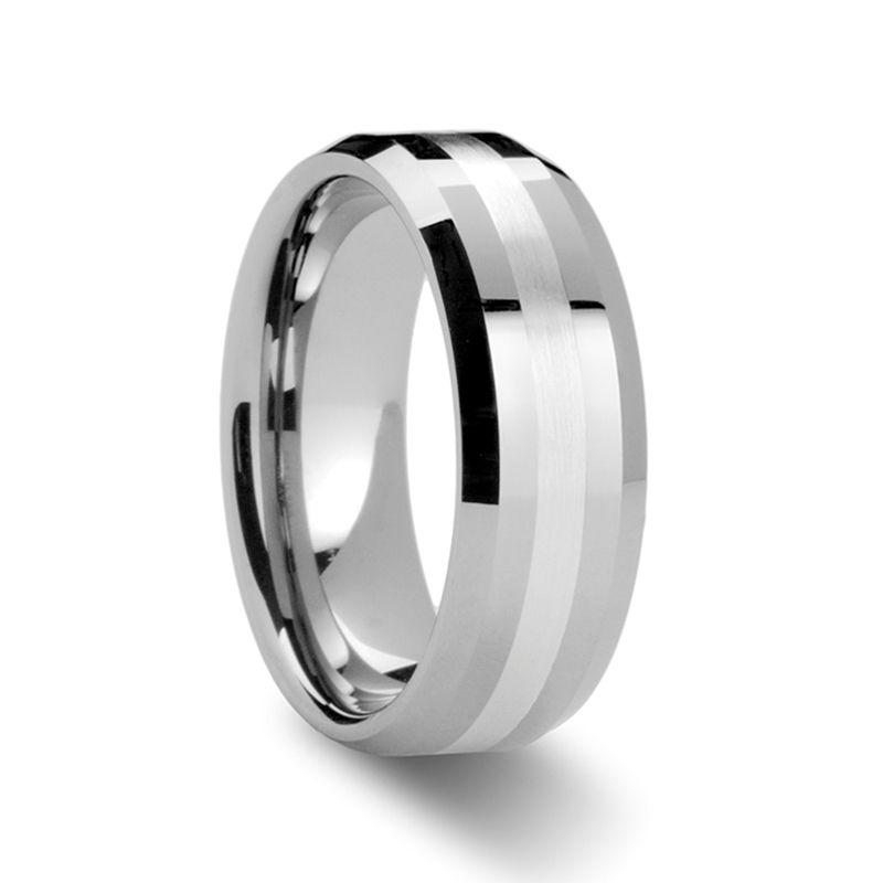8mm Tungsten Wedding Bands