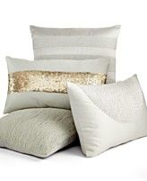 Hotel Collection Finest Seafan Decorative Pillow Collection