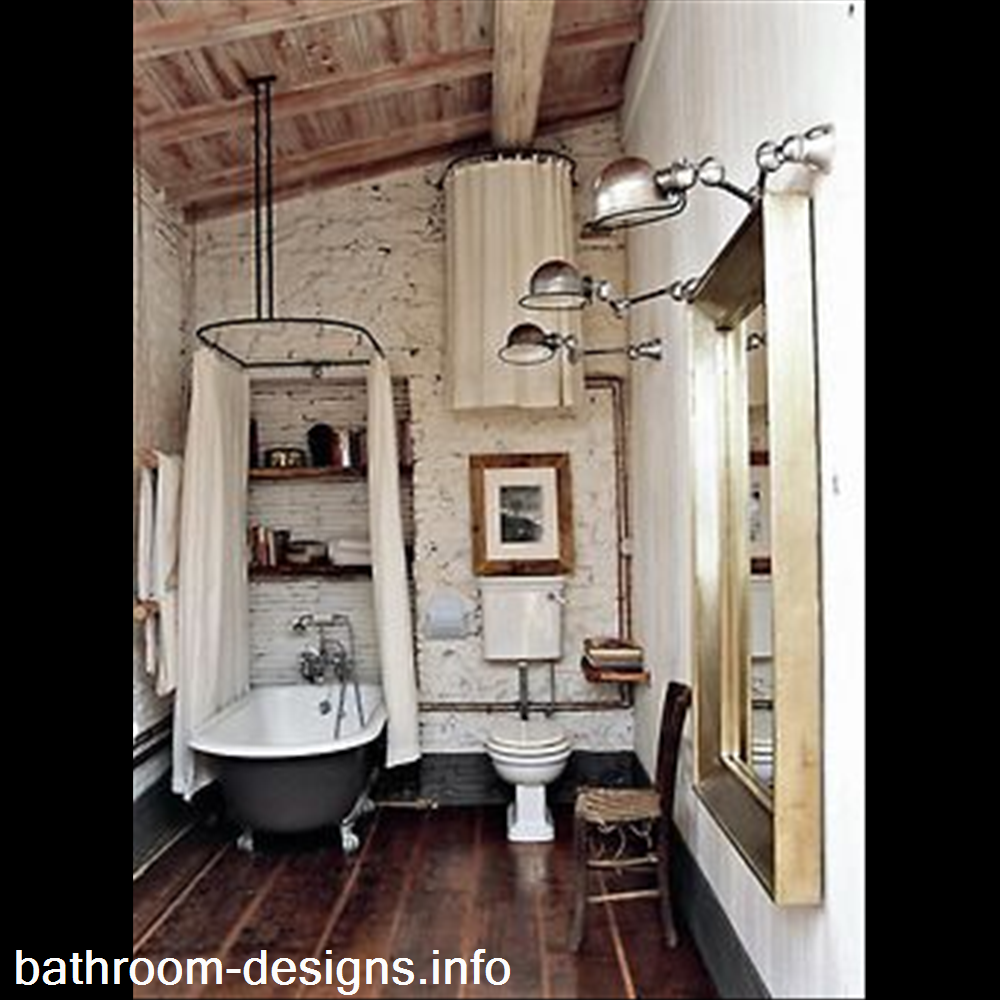 Elegant Bathroom Remodels: For The Second Bathroom, While We Remodel The First.