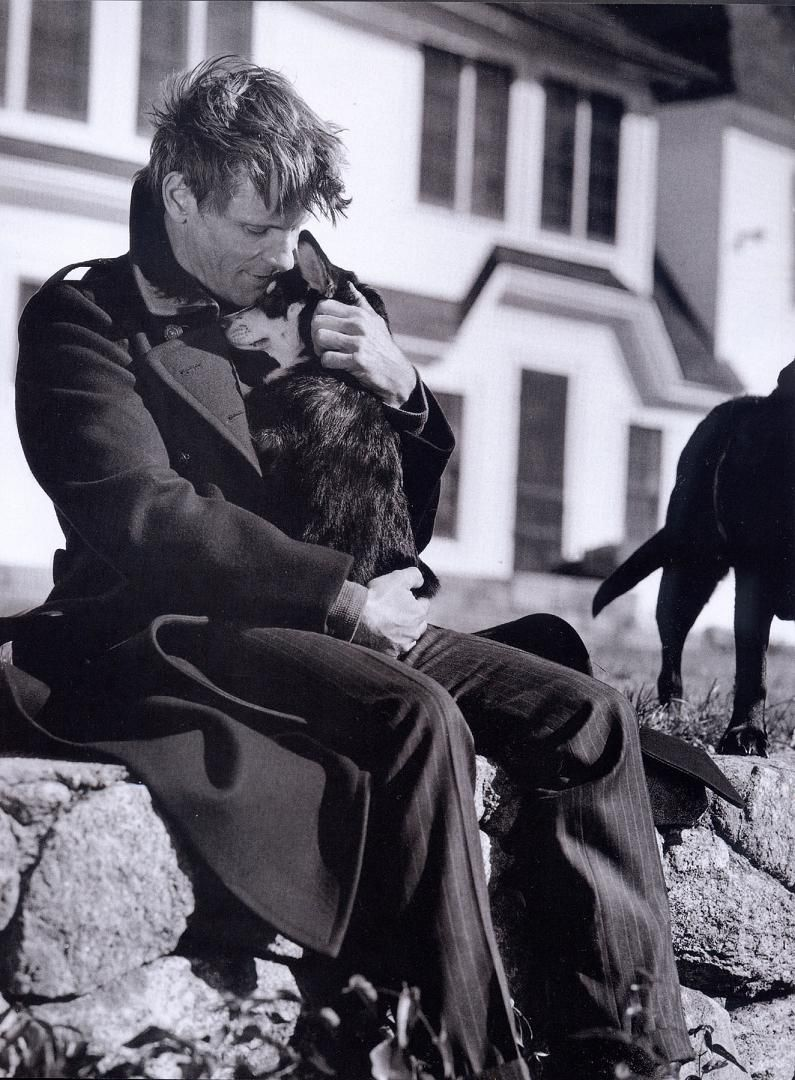Viggo Mortensen - possibly the loveliest picture I have ever seen of him