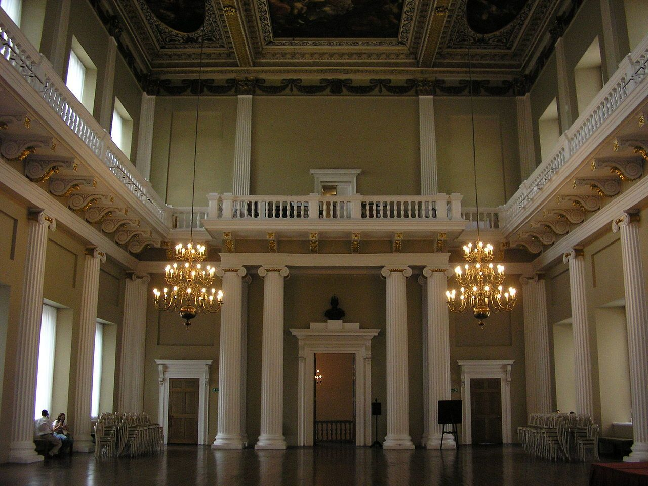 Beautiful I. Jones   Banqueting House, Whitehall   Interior