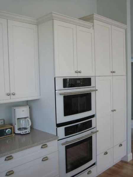 Built In Appliances And Frameless Cabinets Frameless Cabinets Cabinet Appliances