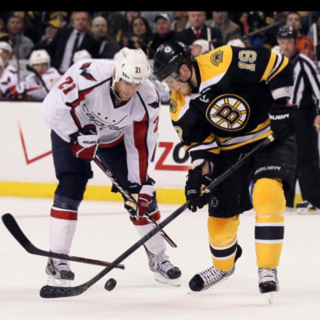 Sequin, Boston Bruins 4/12/2012