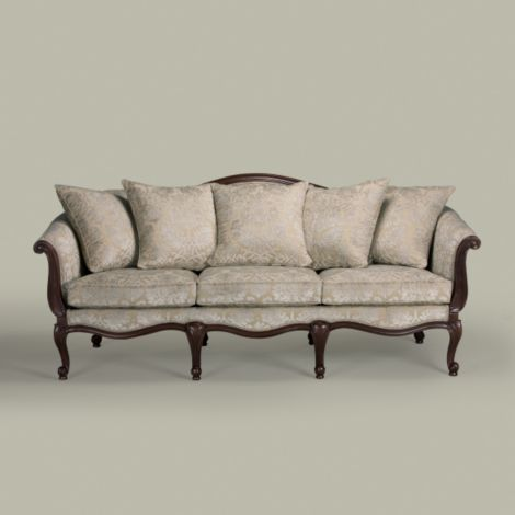 Genial A Romantic French Inspired Sofa