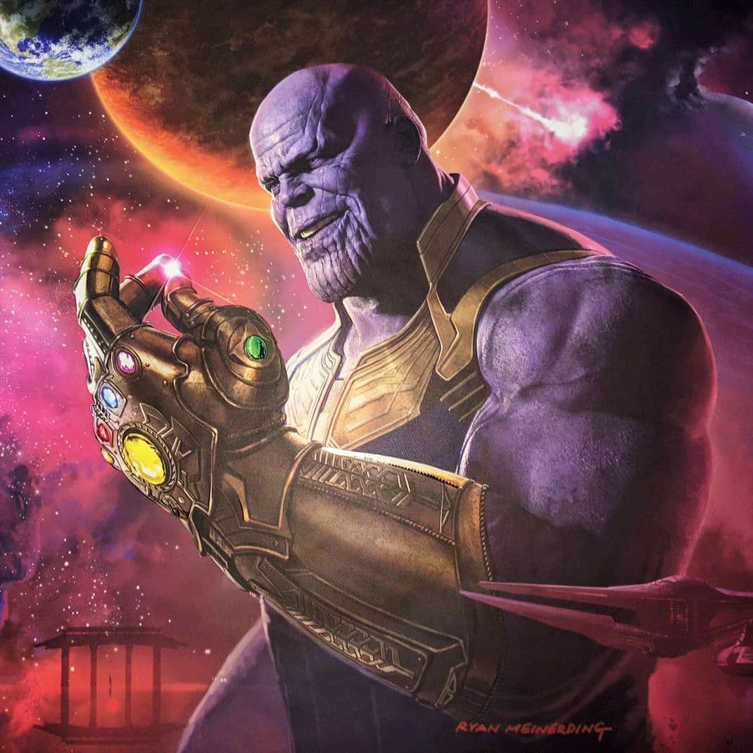 Instagram changing the algorithim = Thanos snap