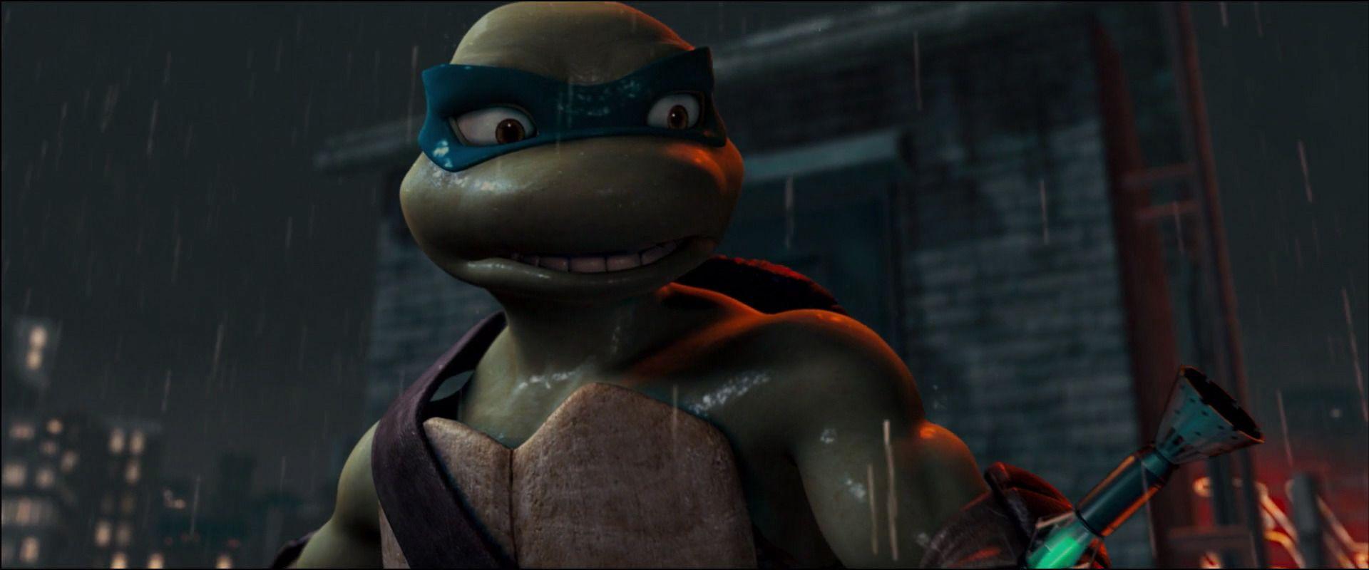 Images For Tmnt 2007 Leo Vs Raph Tmnt Leonardo Tmnt Ninja