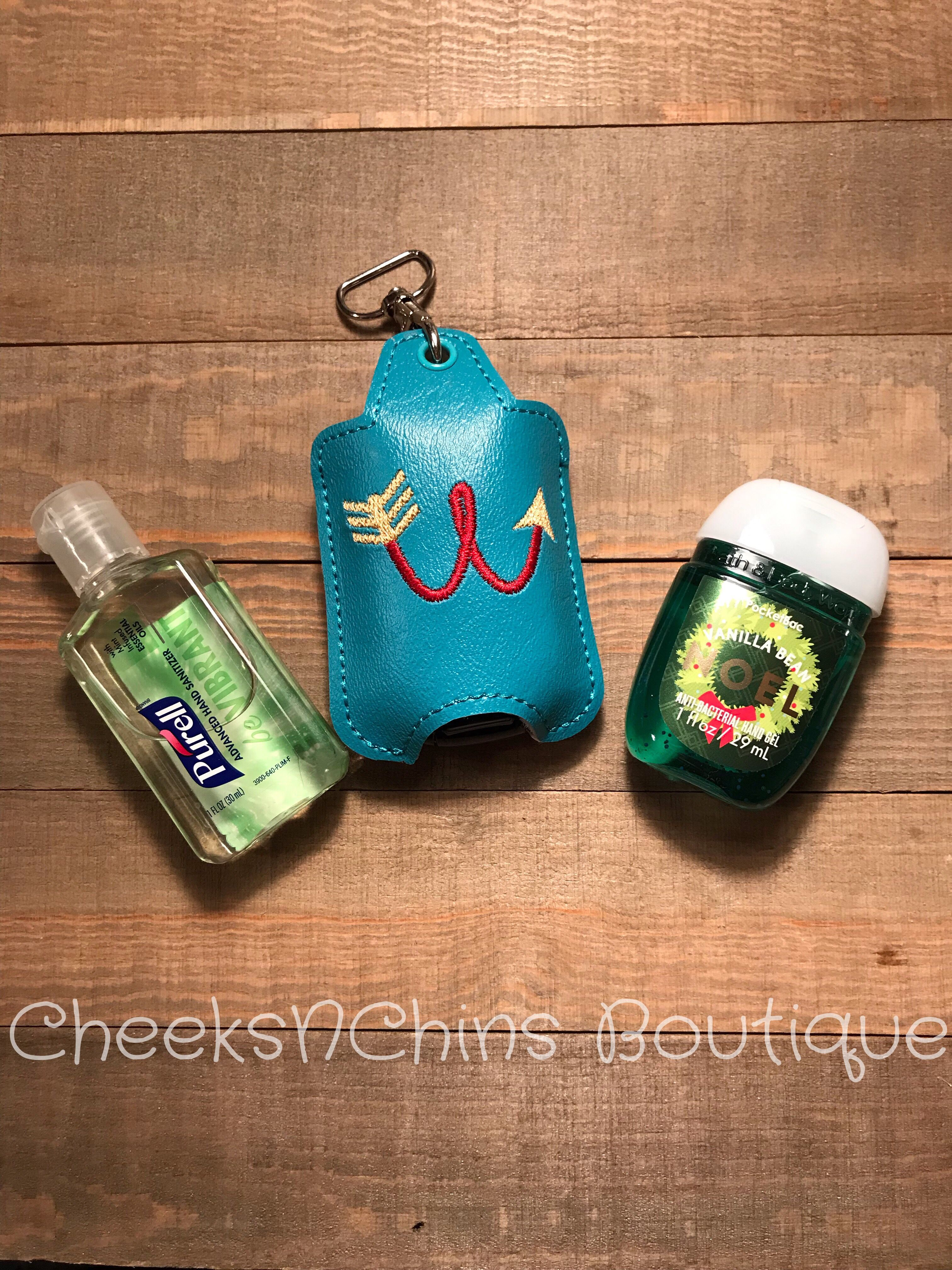 Personalized Custom Hand Sanitizer Germ X Germ Buster Bottles With