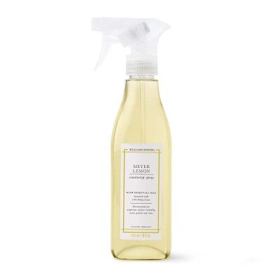 Williams Sonoma Meyer Lemon Countertop Spray 16oz Williams