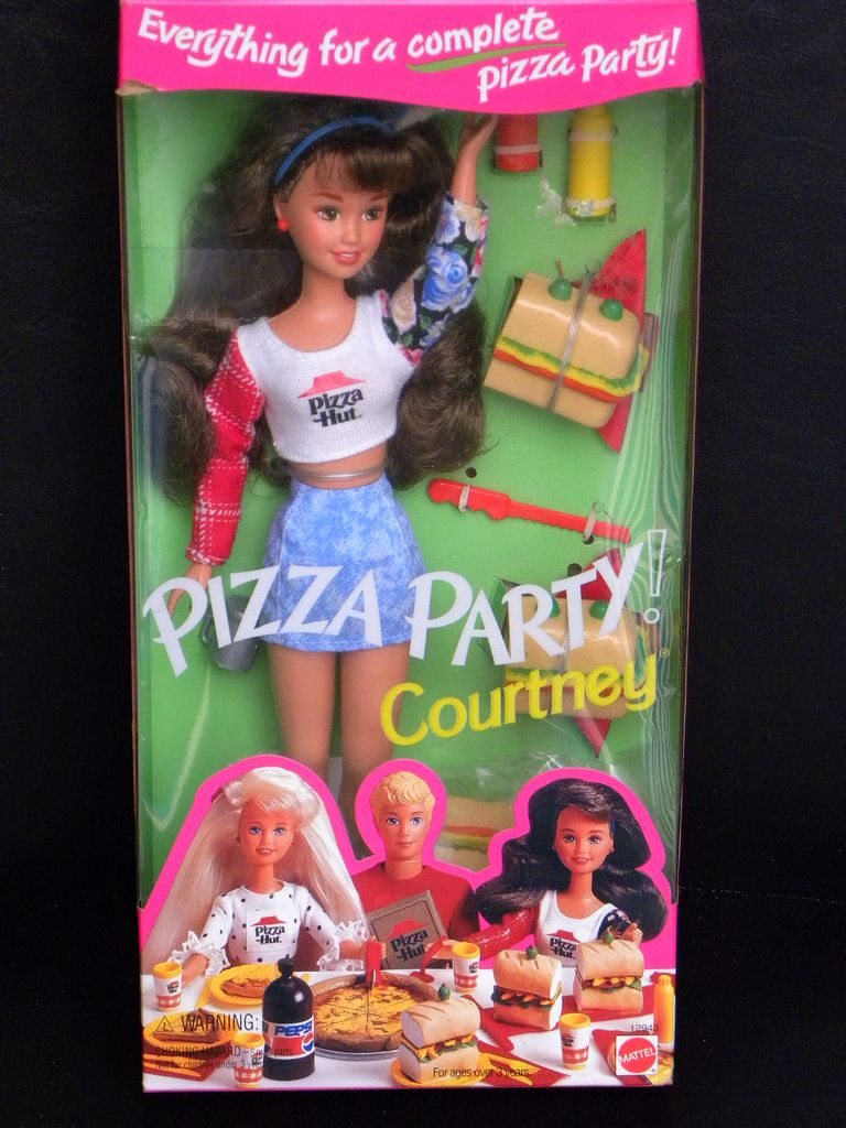 You Can Be Anything Barbie Chef and Waiter NIB Clamshell Barbie