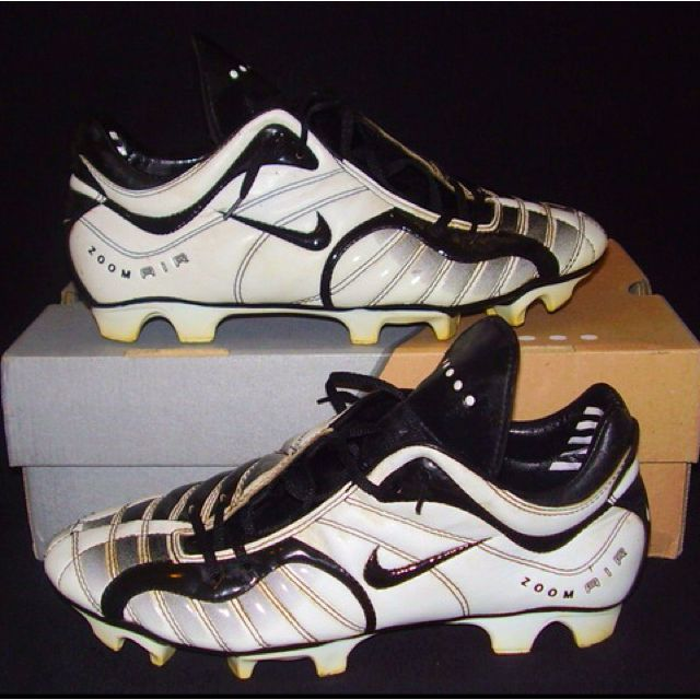 Original Nike Air Zoom Total 90 whiteblack fg | Soccer
