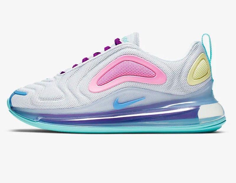 Nike Air Max 720 SE Sneakers Ocean CubeOcean CubePhantomVast Grey