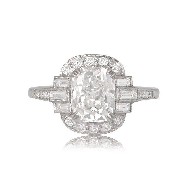 Doylestown Ring - Estate Diamond Jewelry