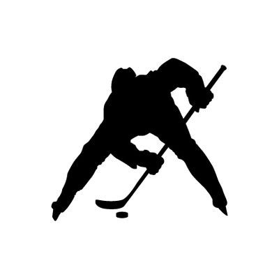 Ice Hockey Faceoff Window Decal In 2020 Ice Hockey Hockey Hockey Decals