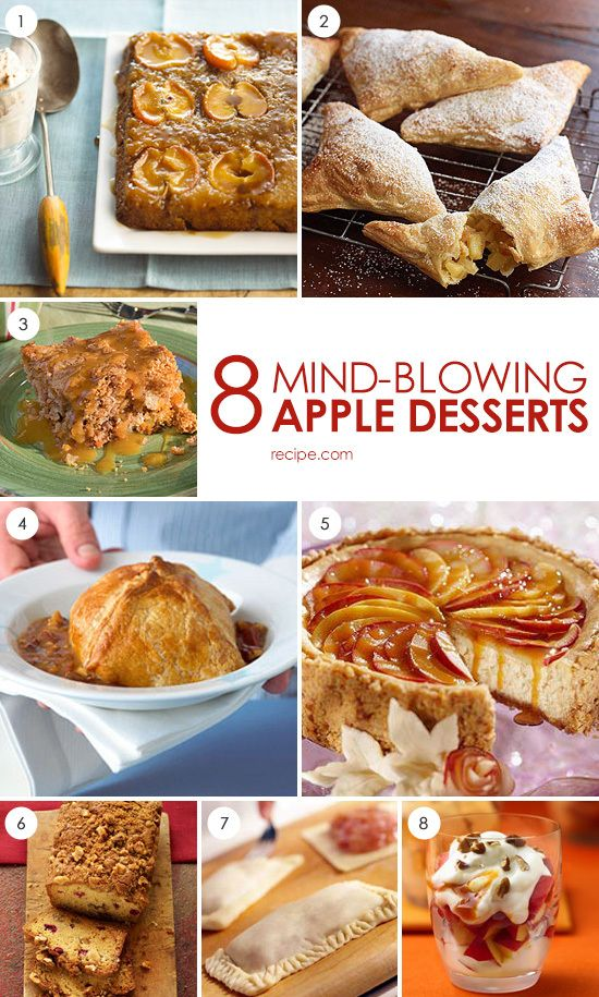 8 delicious mind blowing apple desserts