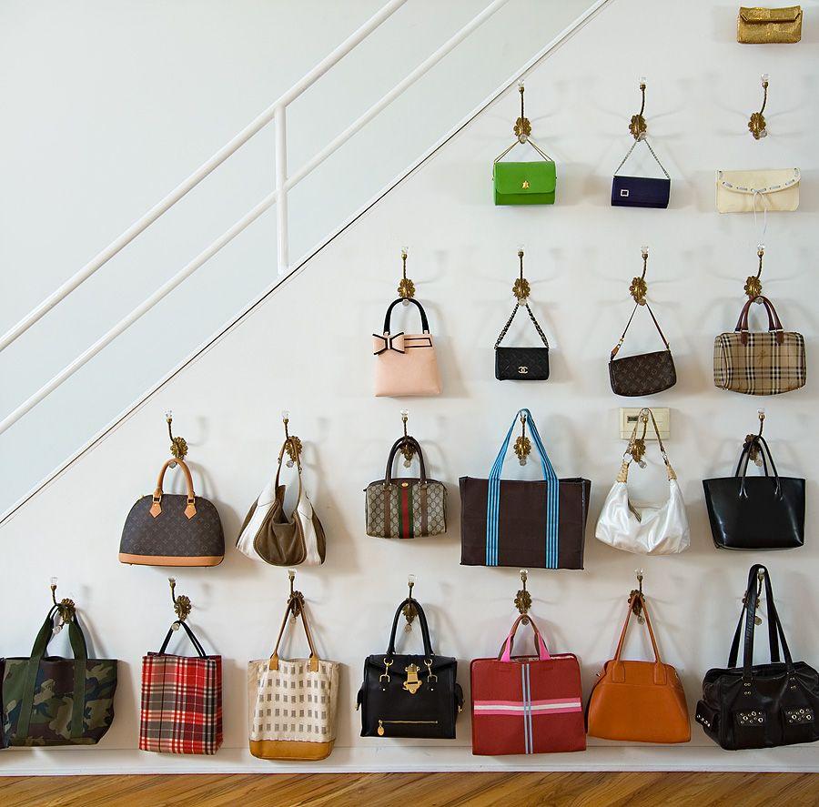 Skirt Pr Staff Work That Skirt Handbag Display Purse Display Hanging Purses