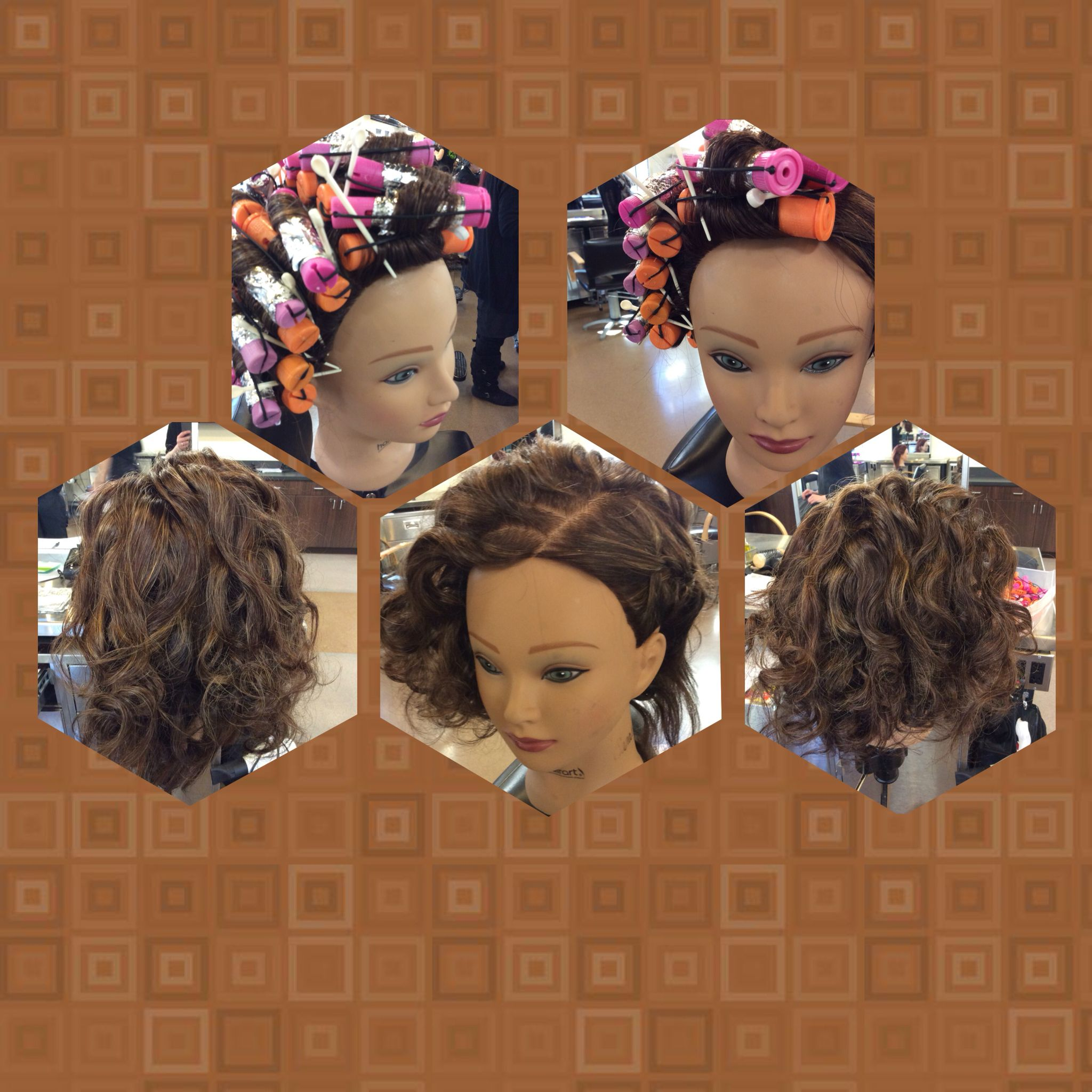 Straight perm winnipeg - Root Perm During And After Adds Volume And Can Be Done For New Growth Of