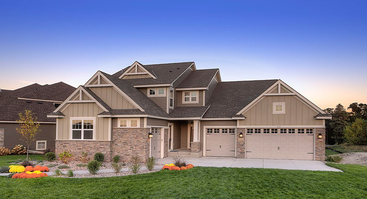 Check Out Our Quick Move In Homes In The Minneapolis St Paul Area Today New House Plans New Homes Minnesota Home