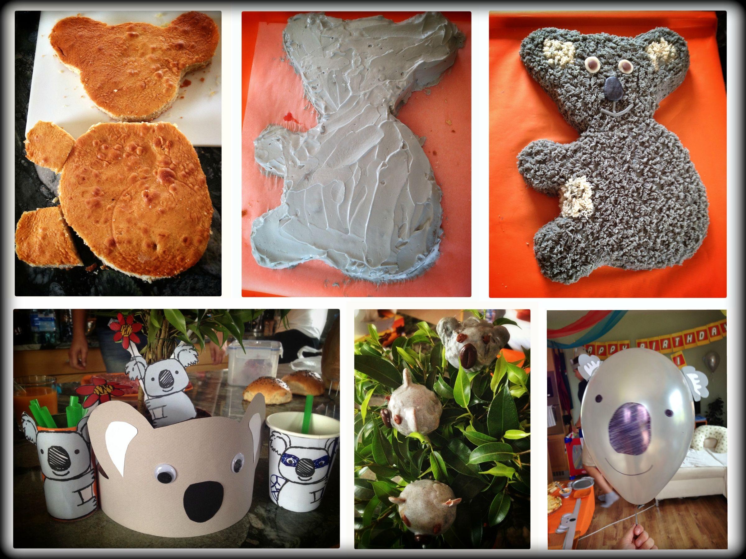 Koala Party for my koala freak bro: starring Koala CAKE, Koala ...