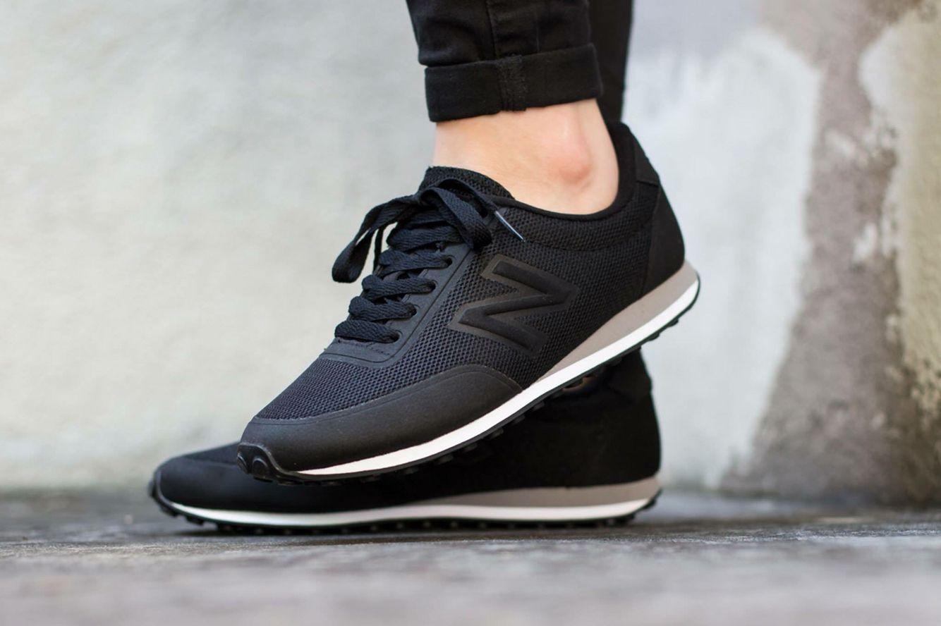New Balance 410: Black Más | Zapatillas hombre moda, Zapatos ...