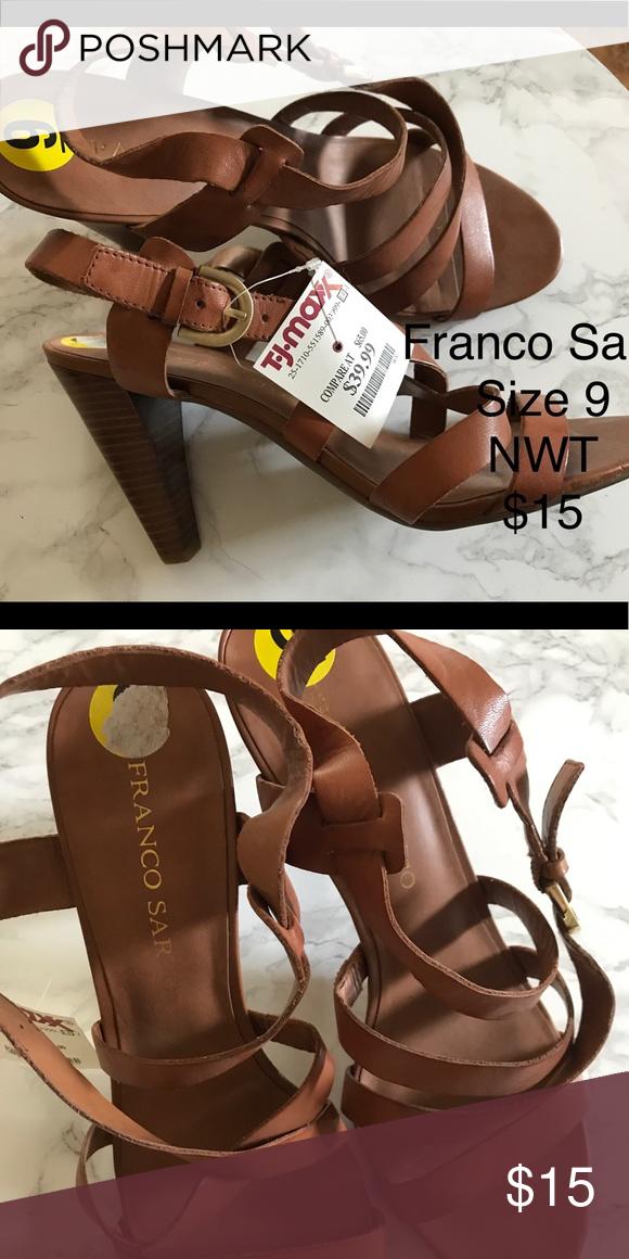63375571201 Franco Sarto Heels Very cute