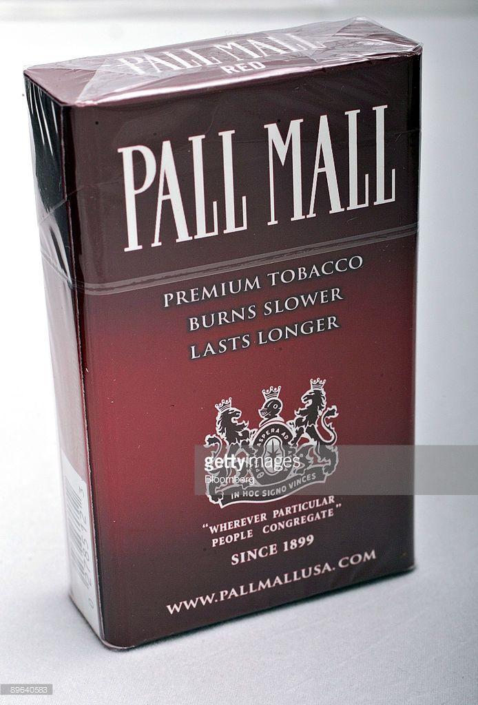 Pall mall cigarette company