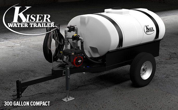 300 Gallon Kiser Water Trailers Atv Utv Compact Tractor Compact Tractors Trailer Trailers For Sale