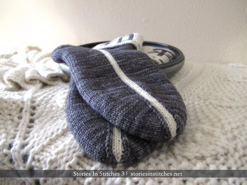 Hiroshima Peace Socks: Sneak Preview from Stories In Stitches 3!