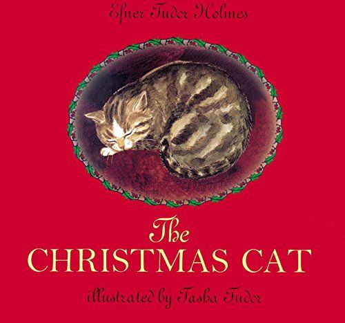 The Christmas Cat by Efner Tudor Holmes http://www.amazon.com/dp/0064432084/ref=cm_sw_r_pi_dp_3Bytxb1FPR6ZE