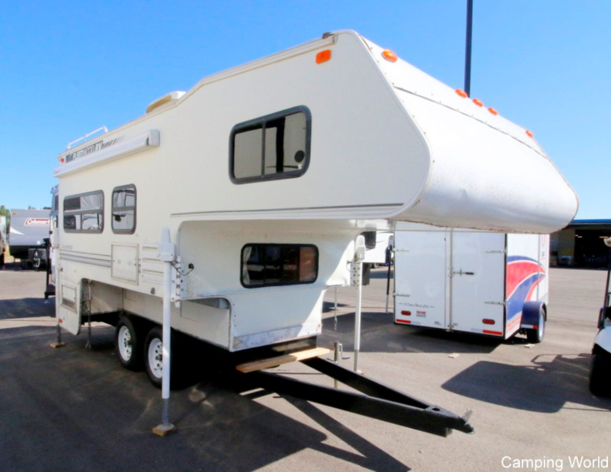 Check Out This 2000 Fleetwood Elkhorn M 10 Listing In Idaho Falls