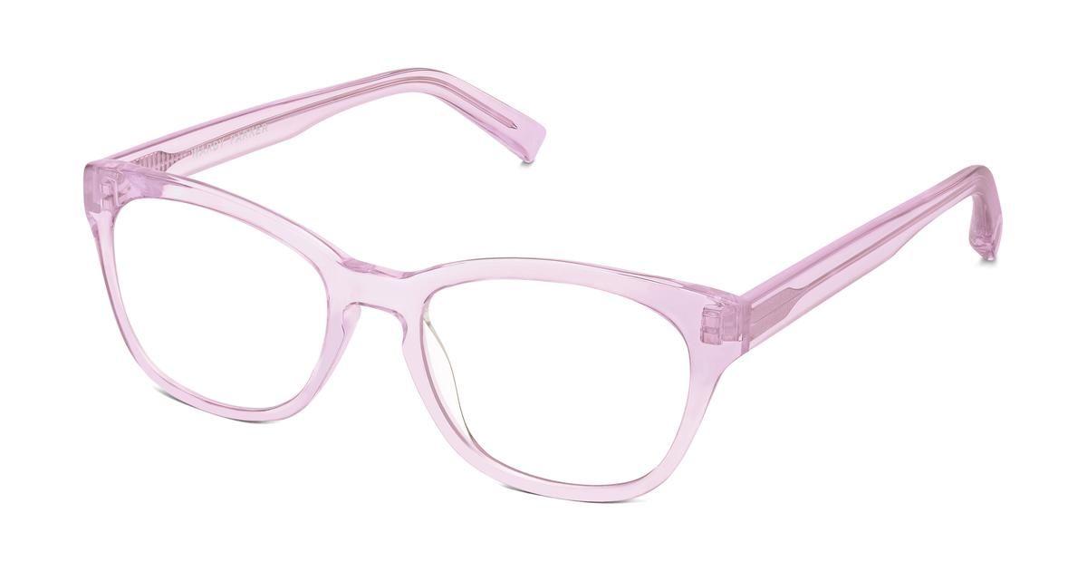 a590f7f444 Purple Square Glasses  123617